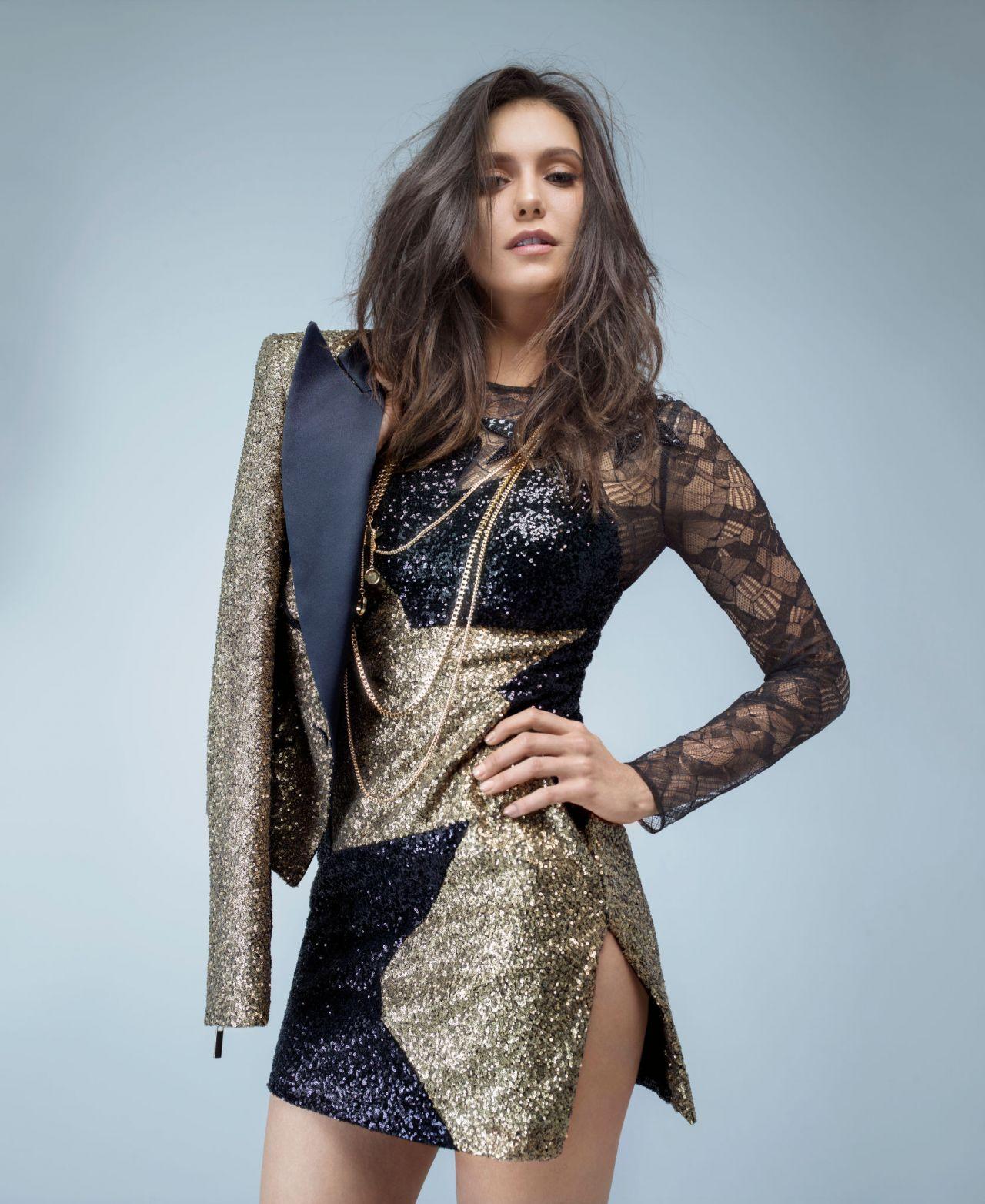 Nina Dobrev Prestige Magazine Hong Kong February