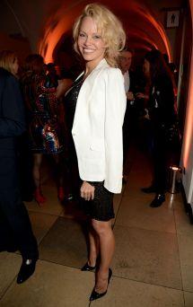 Pamela Anderson - Project Polunin Banqueting House