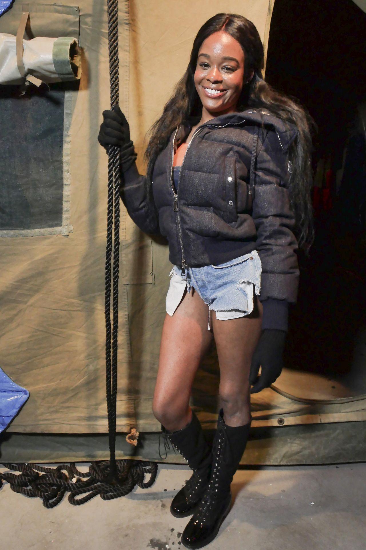Azealia Banks  Moncler and Greg Lauren Collide Party in