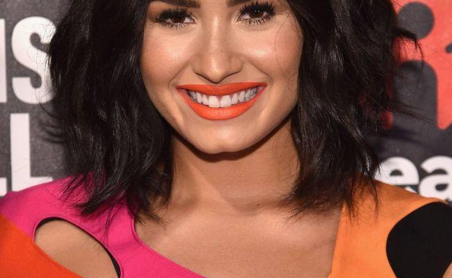 Demi Lovato A Night To Celebrate Elvis Duran Presented