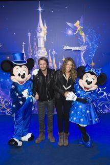 Elodie Fontan Disneyland Paris 25th Anniversary 3 25 2017