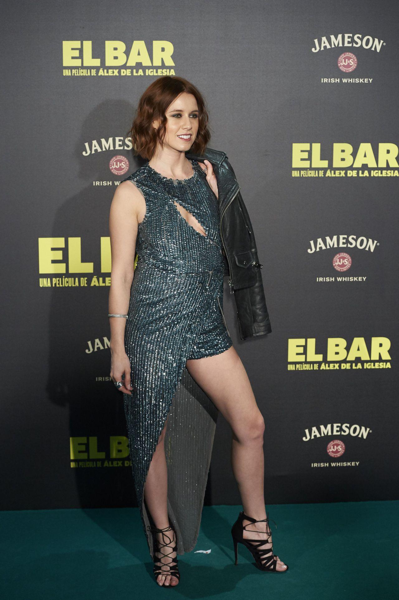 Manuela Velles  El Bar Movie Premiere in Madrid 322 2017