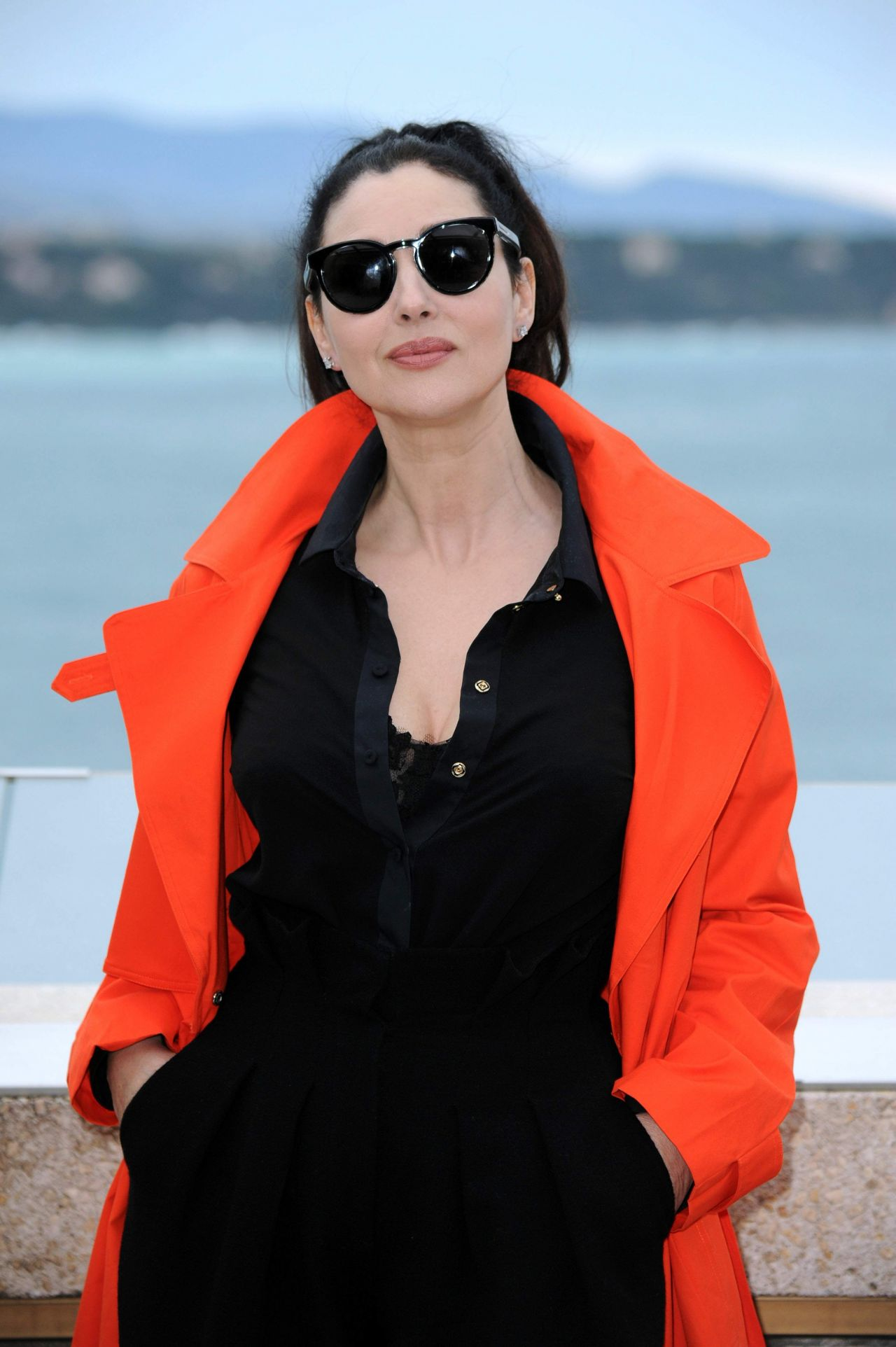 Monica Bellucci at MonteCarlo Comedy Film Festival Photocall in Monaco 35 2017