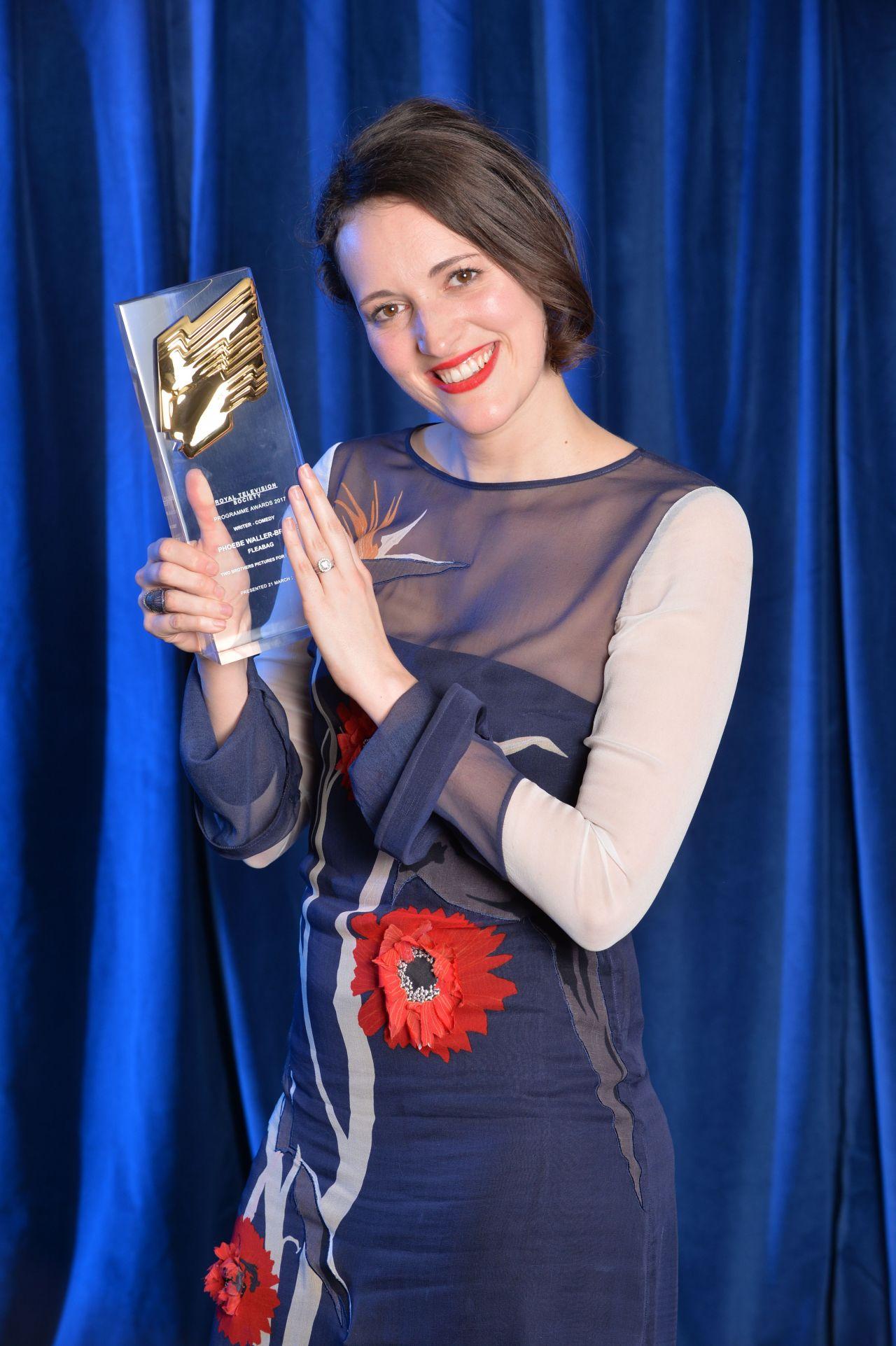 Phoebe WallerBridge  Royal Television Society Programme