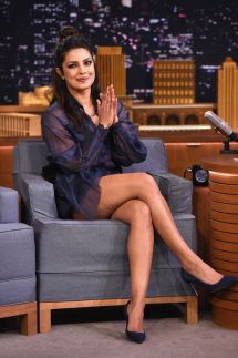 Priyanka Chopra Appeared Tonight Show In Nyc 3 13 2017