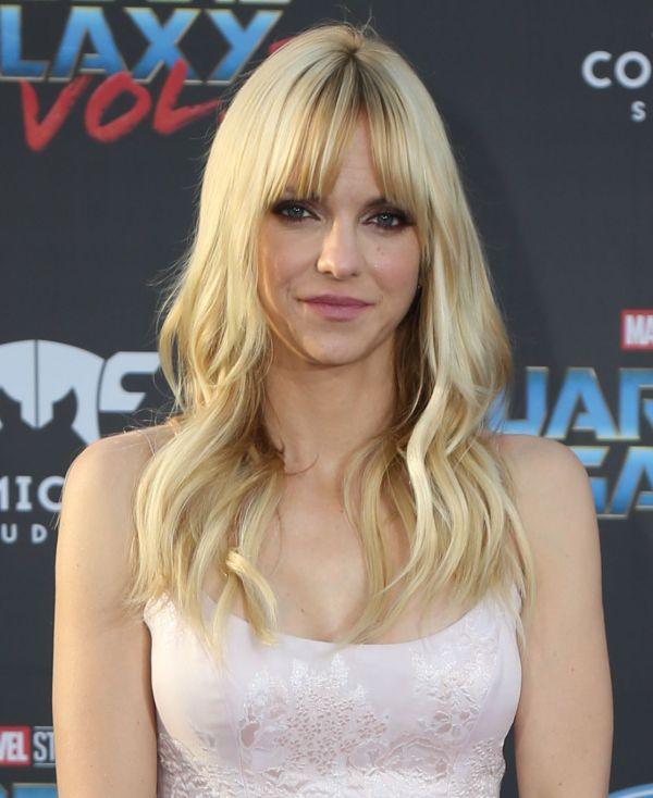 Anna Faris - Guardians Of Galaxy Vol. 2 Premiere In Los Angeles