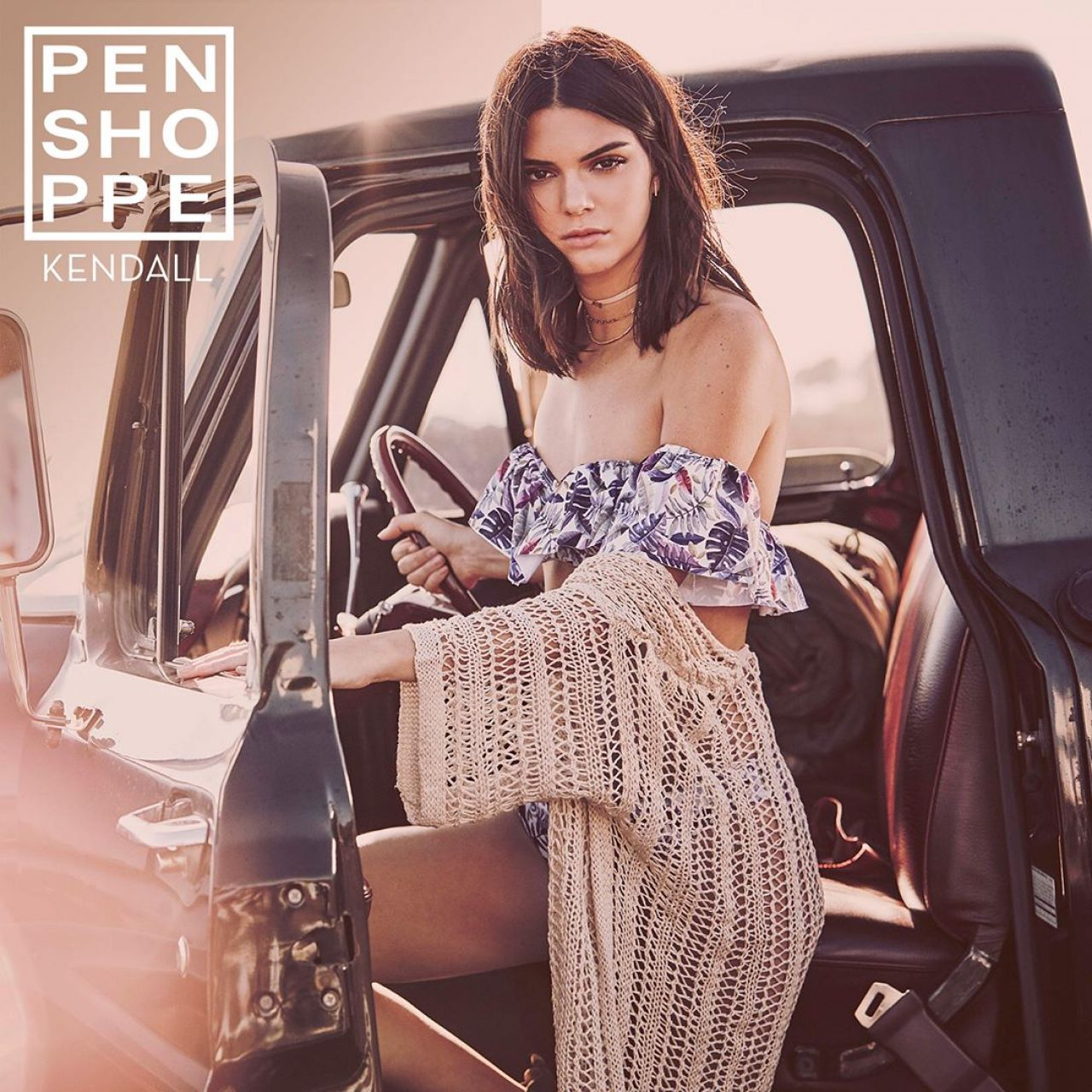 Fall Leave Wallpaper Kendall Jenner Penshoppe Spring Summer 2017 Collection