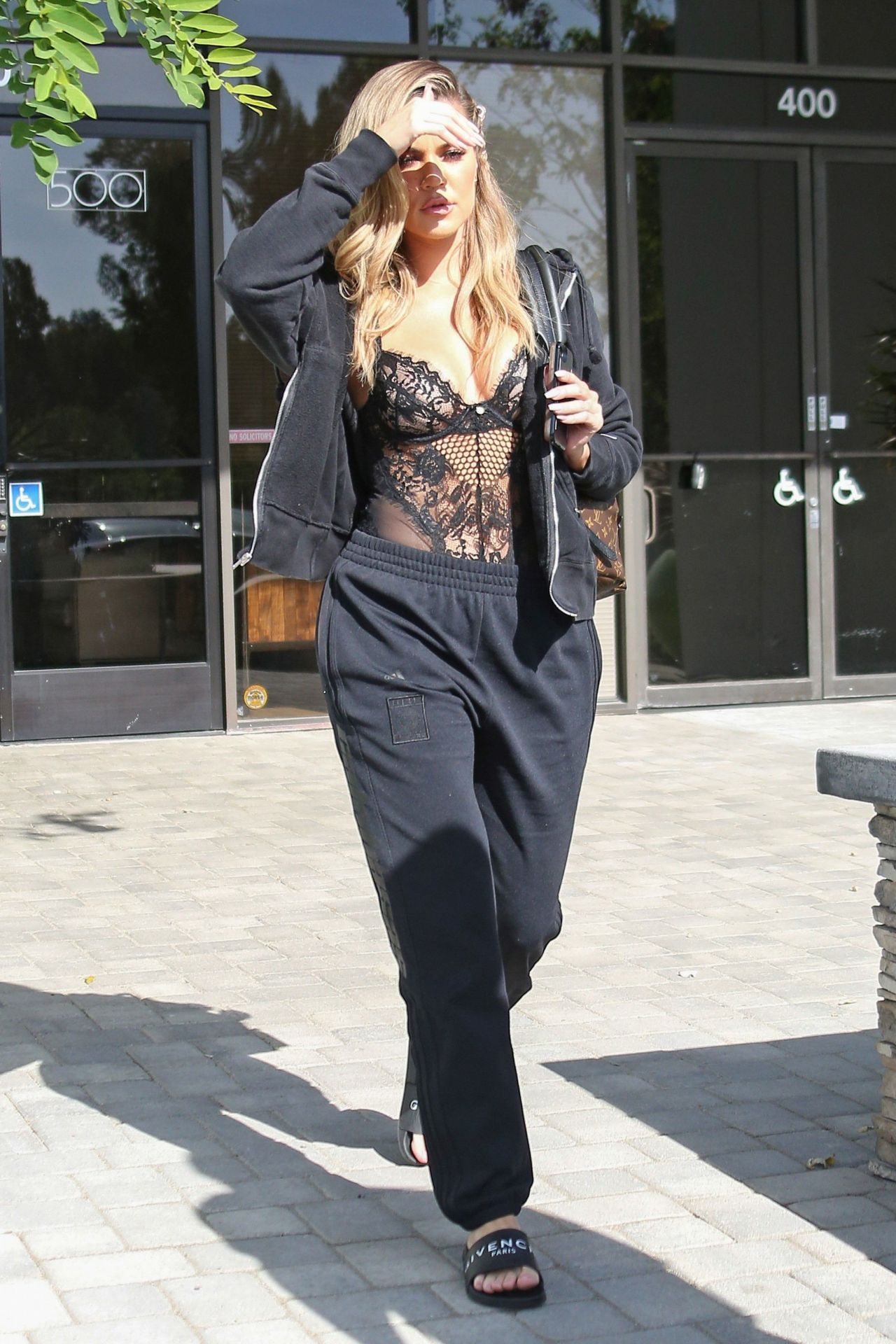 Khloe Kardashian Street Style  Out in Los Angeles CA 4