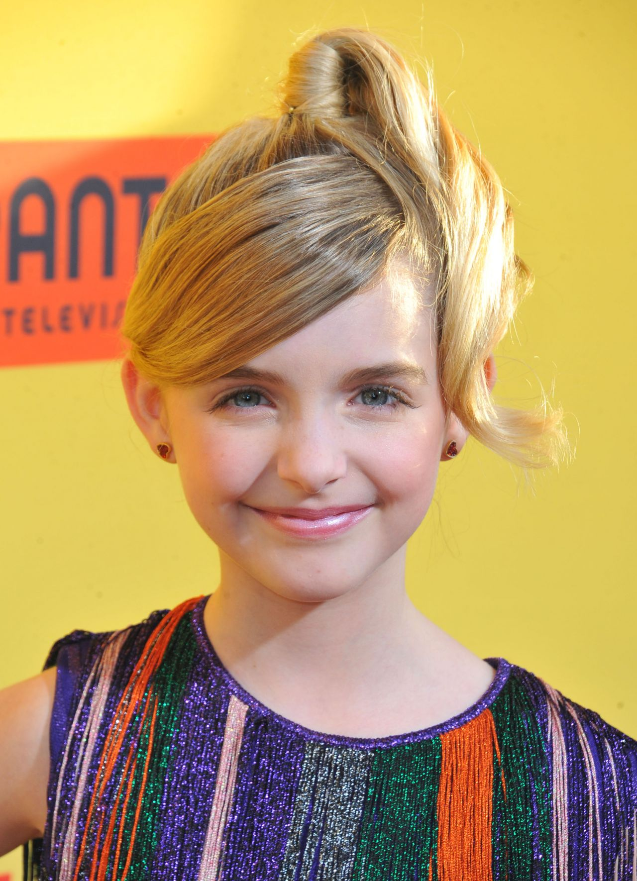 Mckenna Grace  How To Be A Latin Lover Premiere in