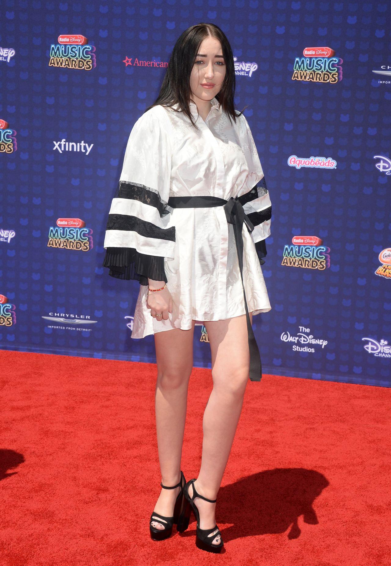 Noah Cyrus Radio Disney Music Awards In Los Angeles 04