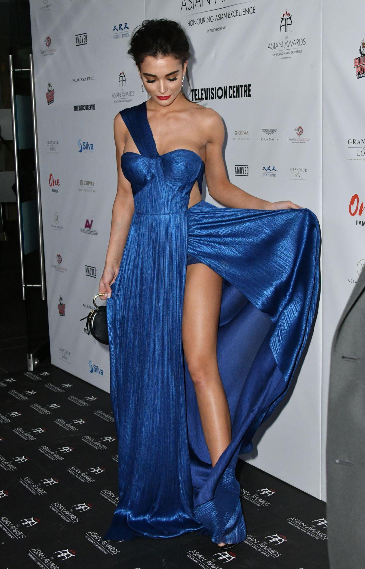 Amy Jackson Asian Awards In London UK 05052017