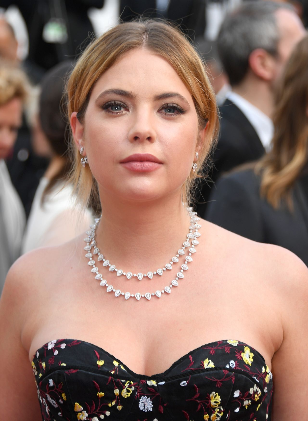 Ashley Benson Anniversary Soiree Cannes Film Festival