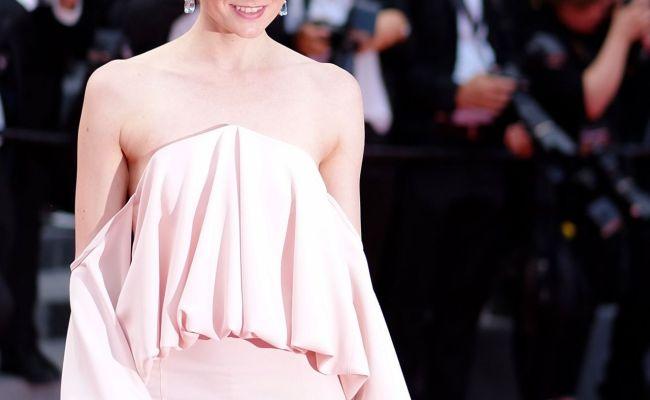 Barbara Meier At 70th Anniversary Cannes Film Festival