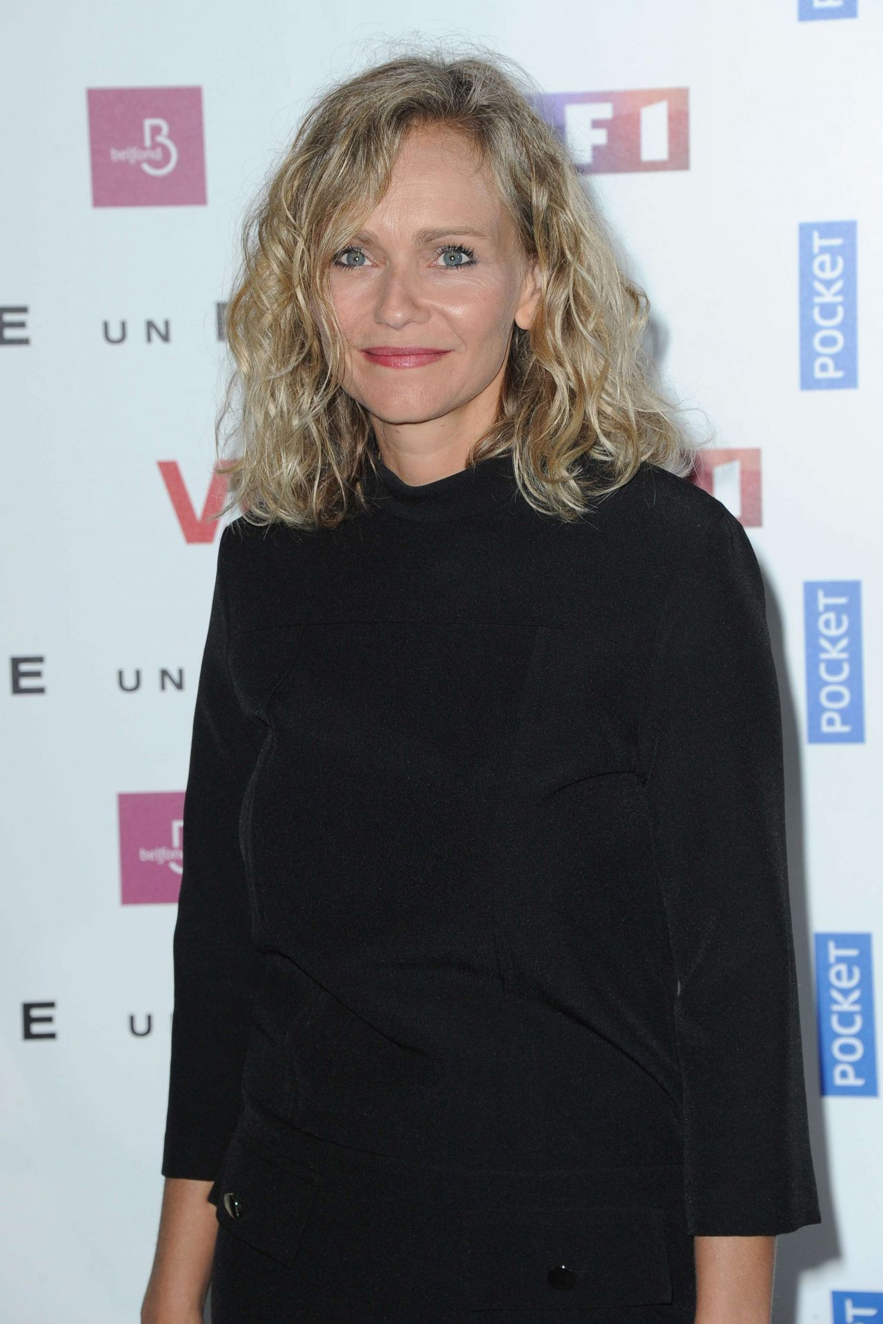 Claire Borotra  Just One Look TV Show Photocall in