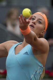 Kristina Mladenovic - Mutua Madrid Open Tennis 2017