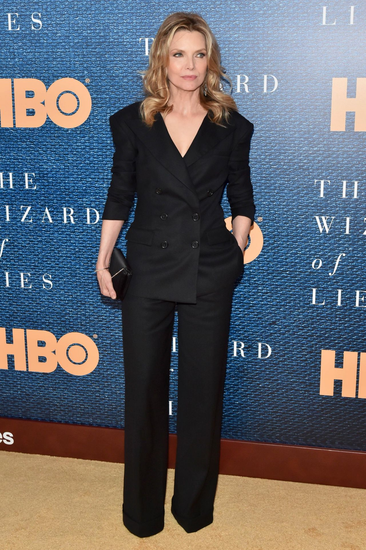 Michelle Pfeiffer  The Wizard of Lies Screening in New York City 05112017