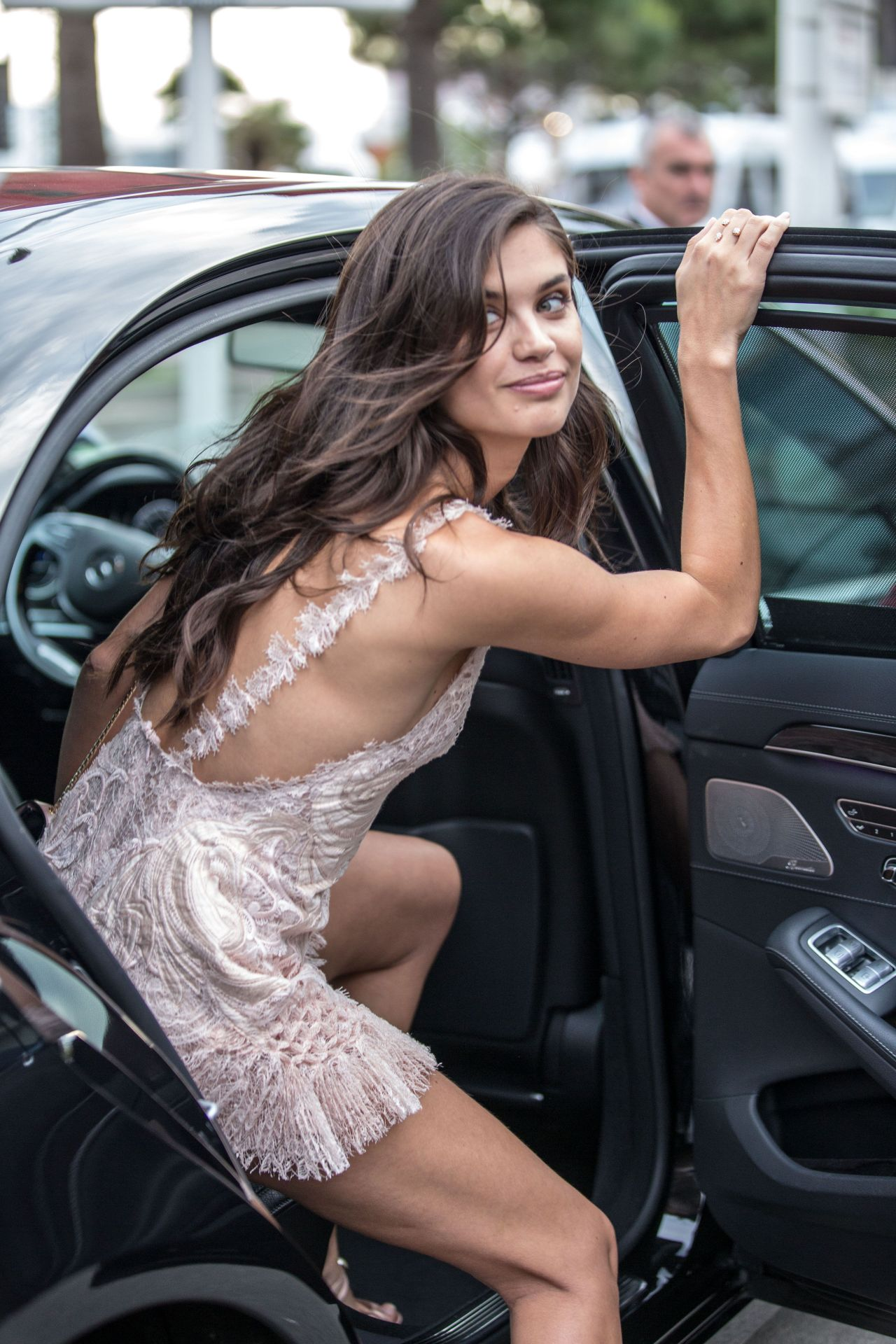 Sara Sampaio  Out in Cannes France 05182017