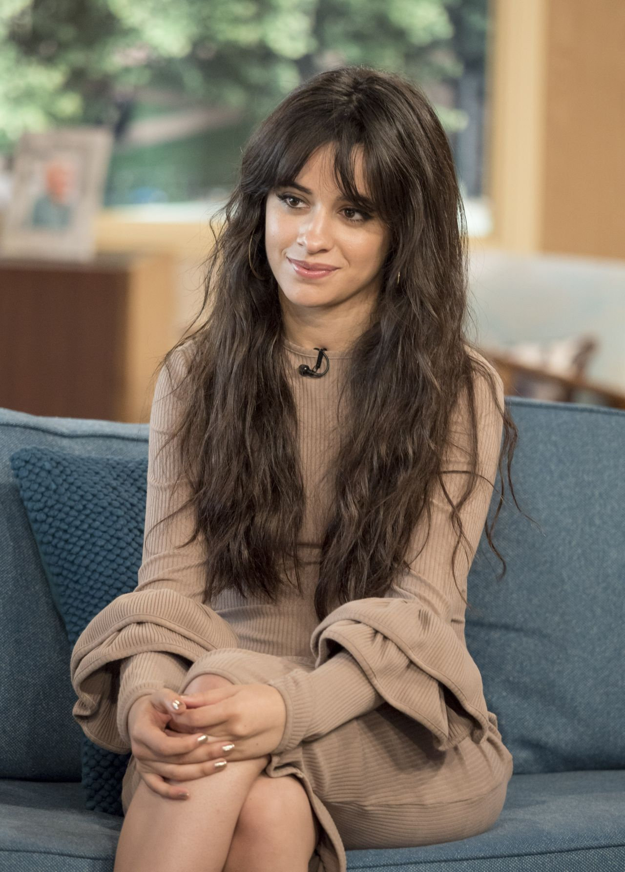 Camila Cabello Appeared On This Morning TV Show In