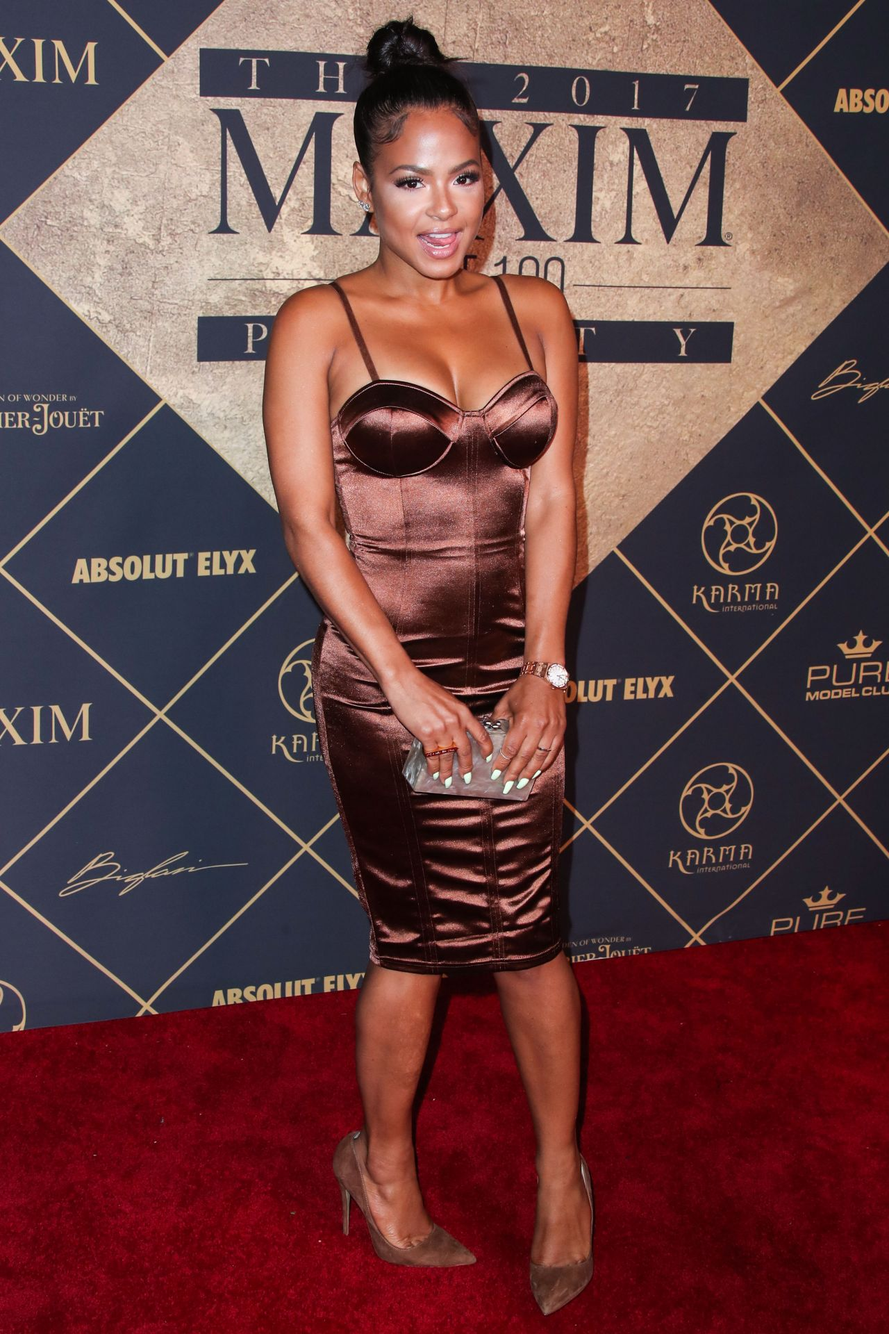 Remarkable christina milian maxim