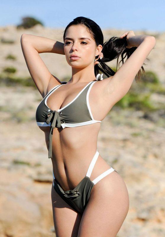 Demi Rose Bikini Photoshoot June 2017