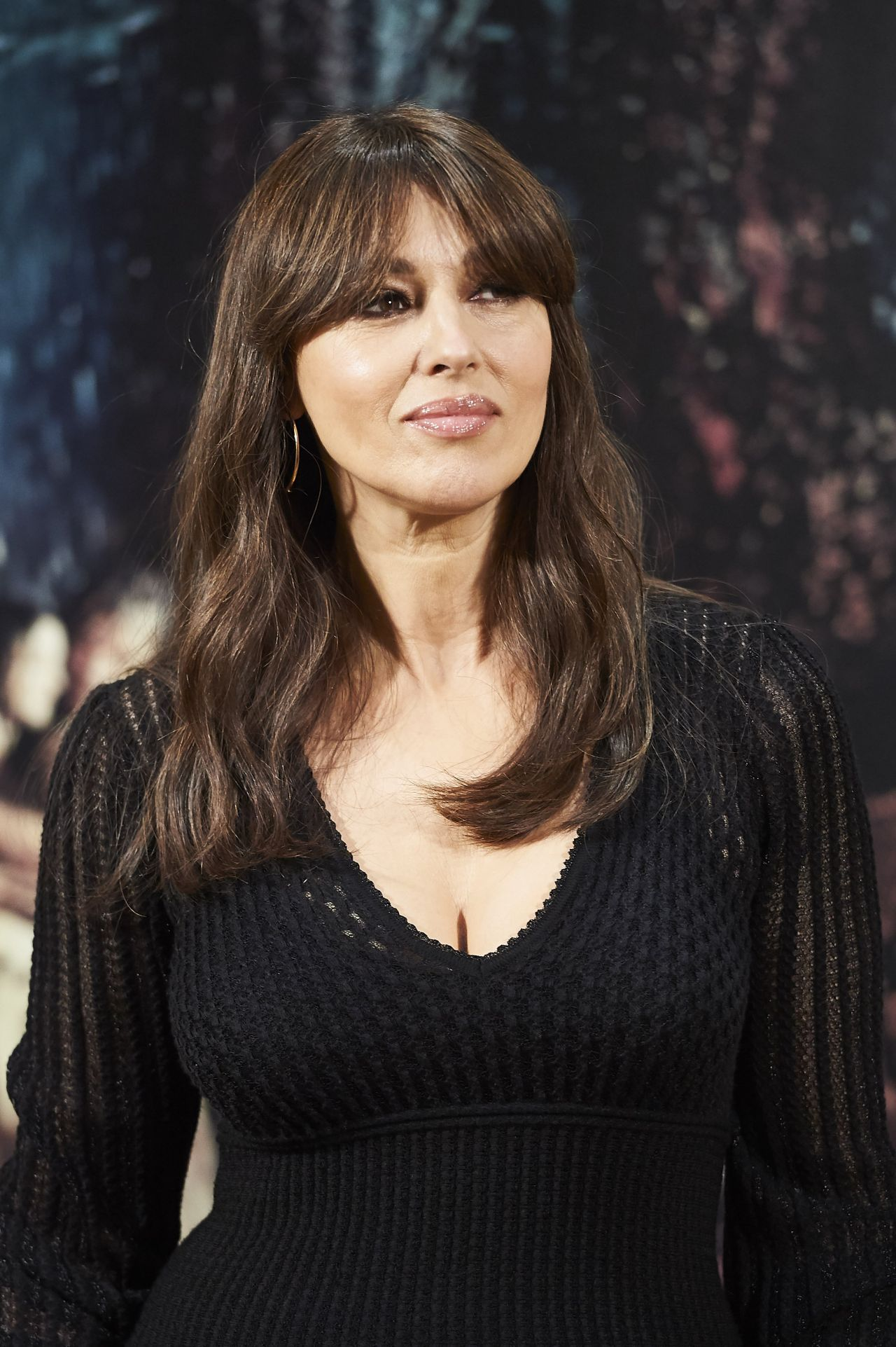 Monica Bellucci On The Milky Road Photocall At Urso