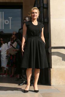 Kate Winslet Giorgio Armani Prive Haute Couture Fw17