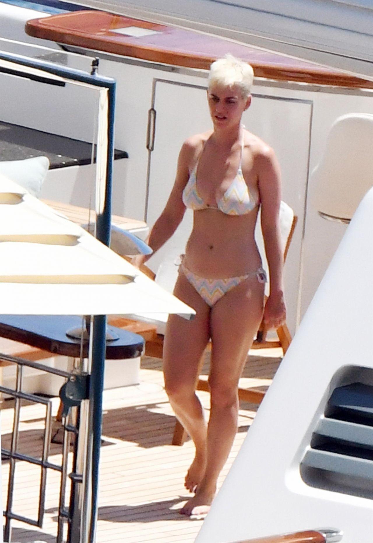 Katy Perry in Bikini  Amalfi Italy 07142017