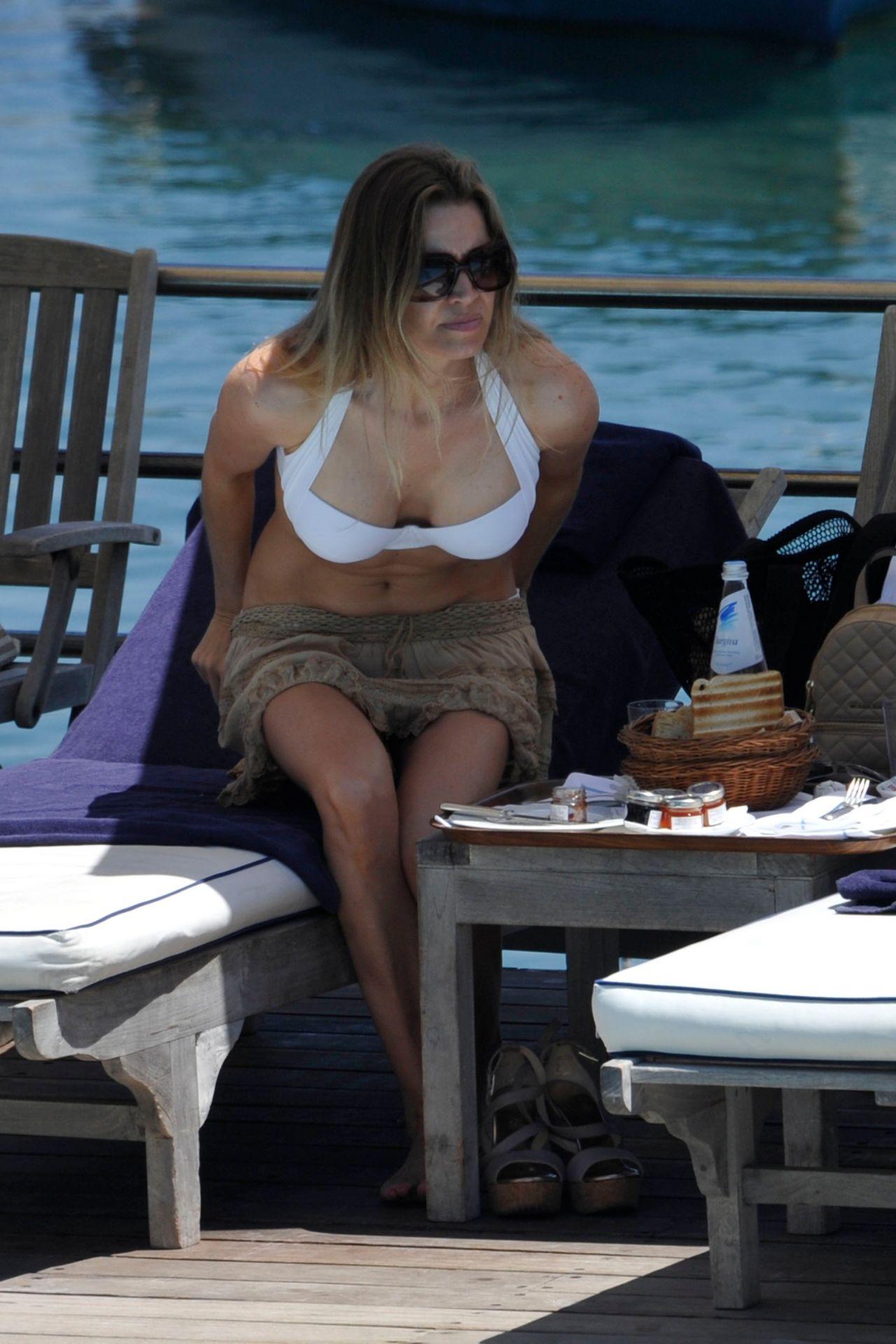 Nicole Kimpel in Bikini  Ischia Italy 07132017