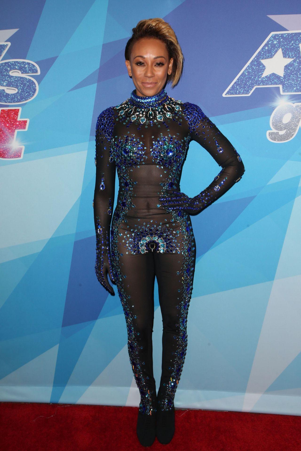 Melanie Brown  Americas Got Talent Season 12 Post Show