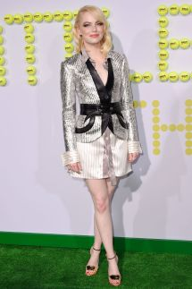 Emma Stone Premiere of the Sexes Battle