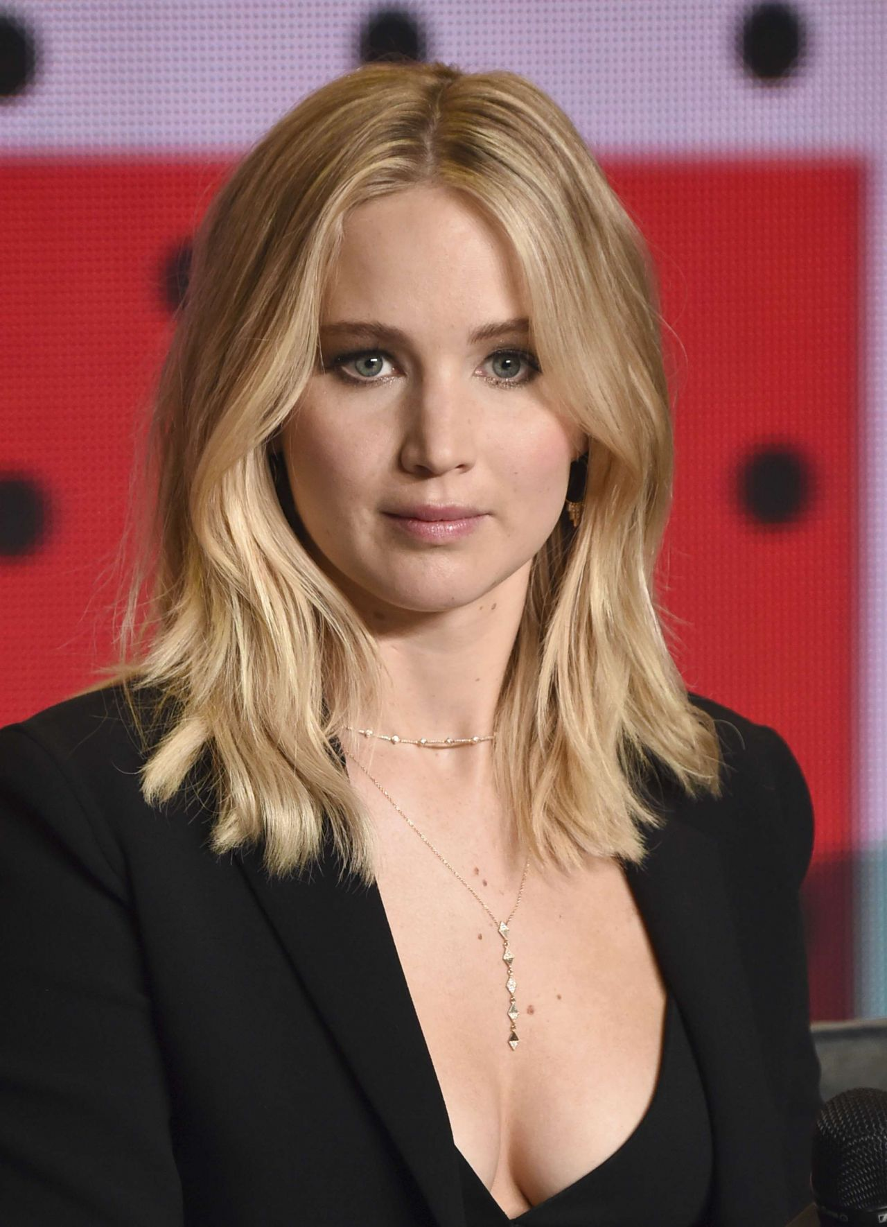 Jennifer Lawrence Mother TIFF 2017 Photocall Amp Conference