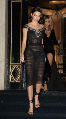 Kendall Jenner New York Dress