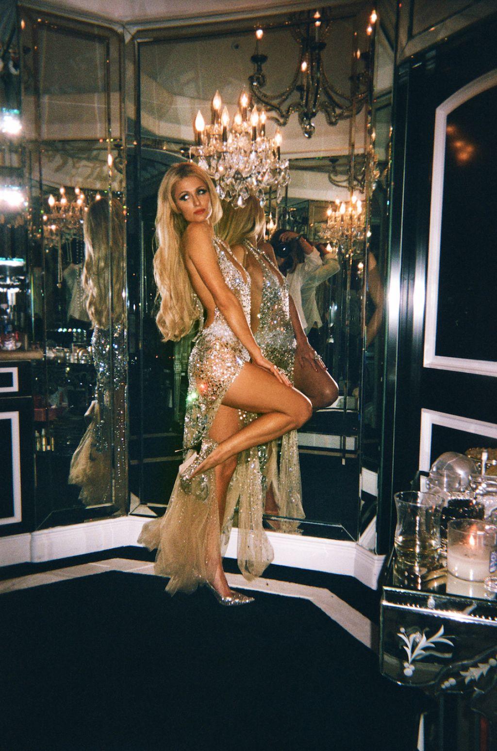 Paris Hilton  Galore Magazine September 2017