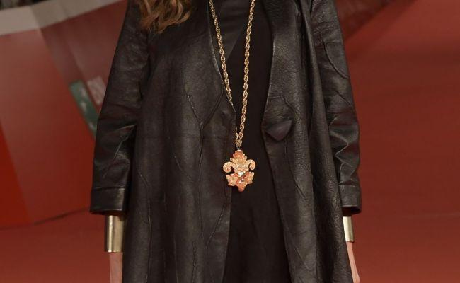 Alba Parietti Rome Film Festival Pre Opening Red Carpet
