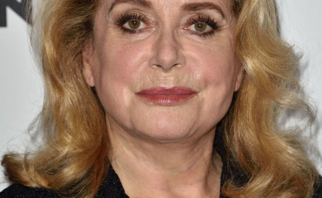 Catherine Deneuve All That Divides Us Premiere In Paris