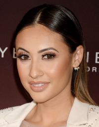 Francia Raisa on Red Carpet  PEOPLEs Ones to Watch Party ...
