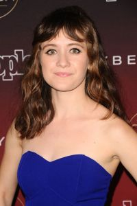 Noel Wells on Red Carpet  PEOPLEs Ones to Watch Party in ...