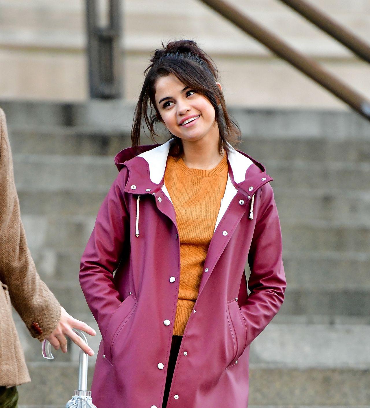 Selena Gomez  Woody Allen Film Set in NYC 10042017