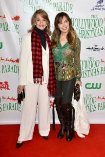 Deidre Hall Hollywood Christmas Parade In Los Angeles