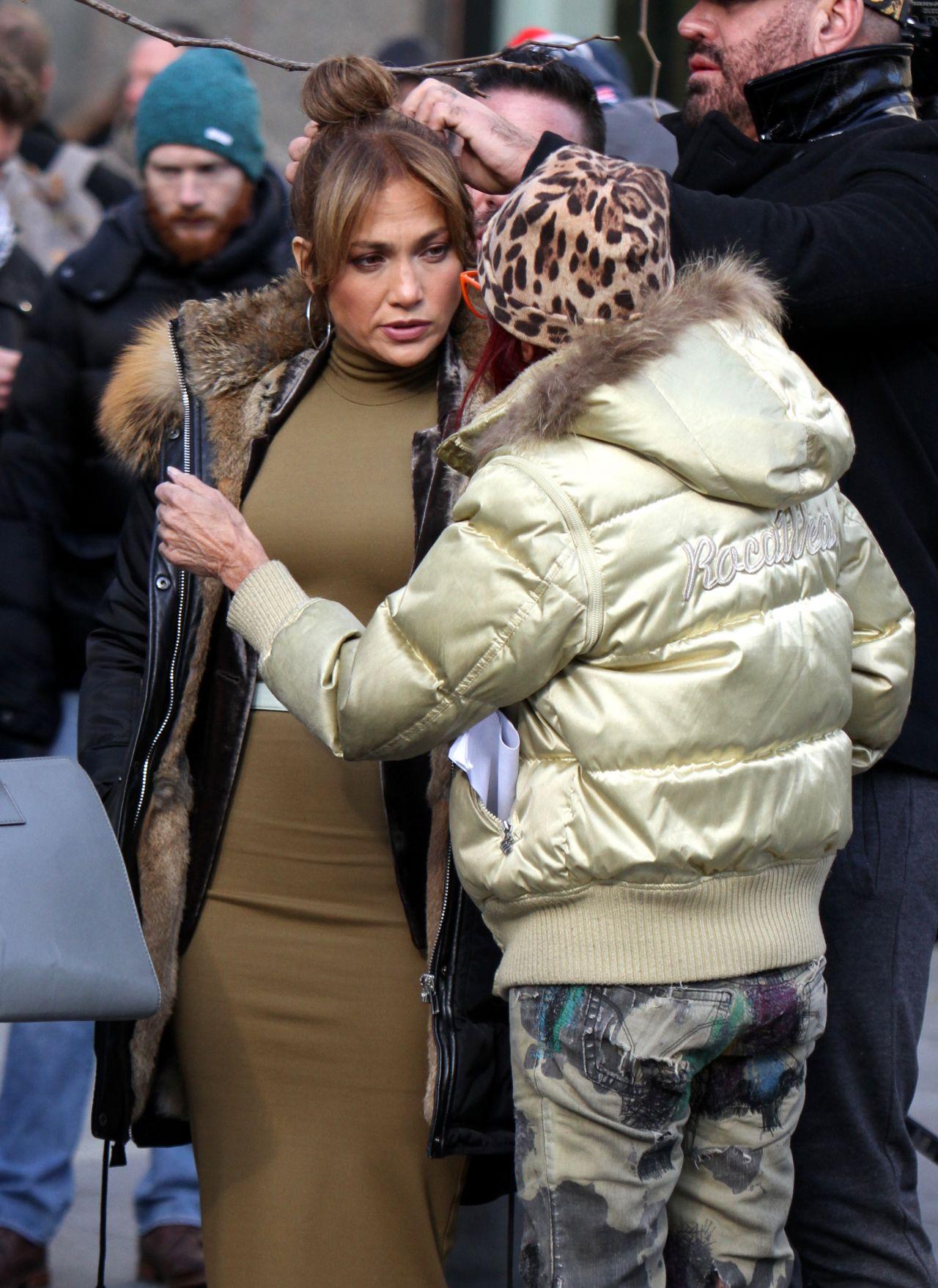 Jennifer Lopez  Second Act Set in NY