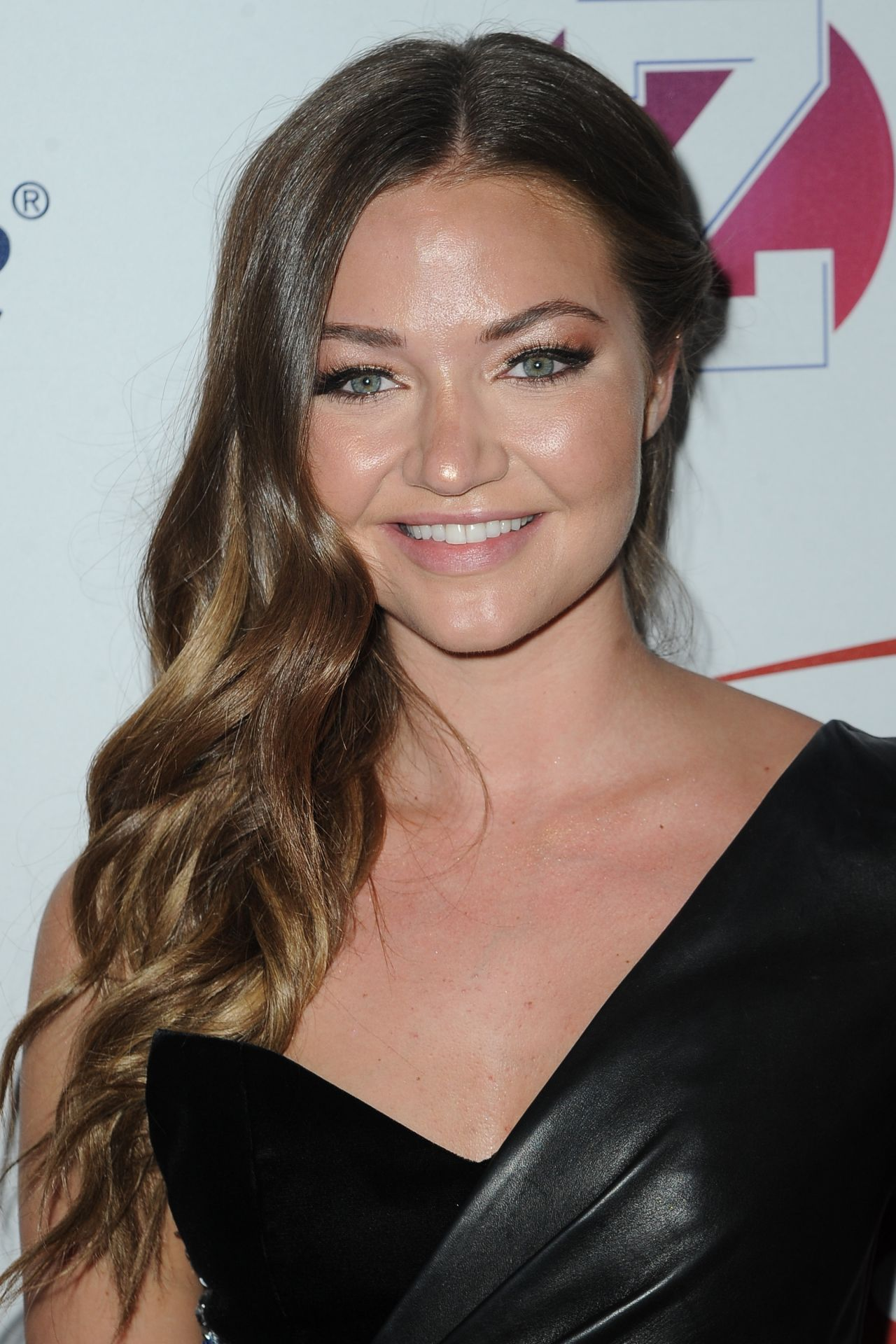 Erika Costell Z100s Jingle Ball 2017 In NYC