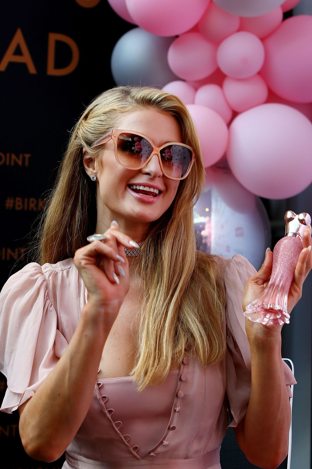 Paris Hilton  Her New Perfume Promotion in Sydney 11302017