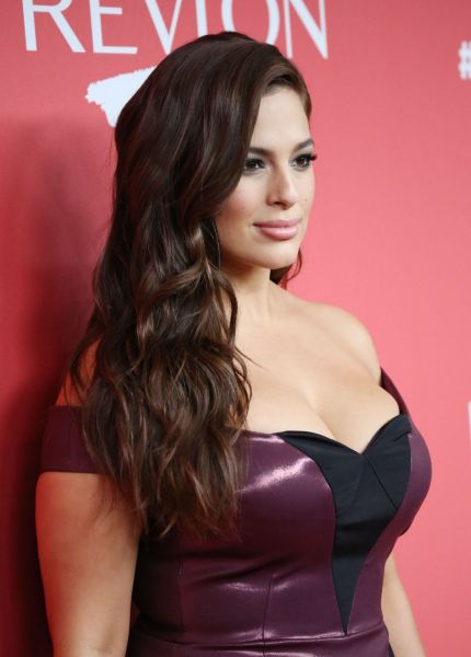 "ashley graham Ashley Graham - Revlon's ""Live Boldly"" Campaign Launch in NYC"
