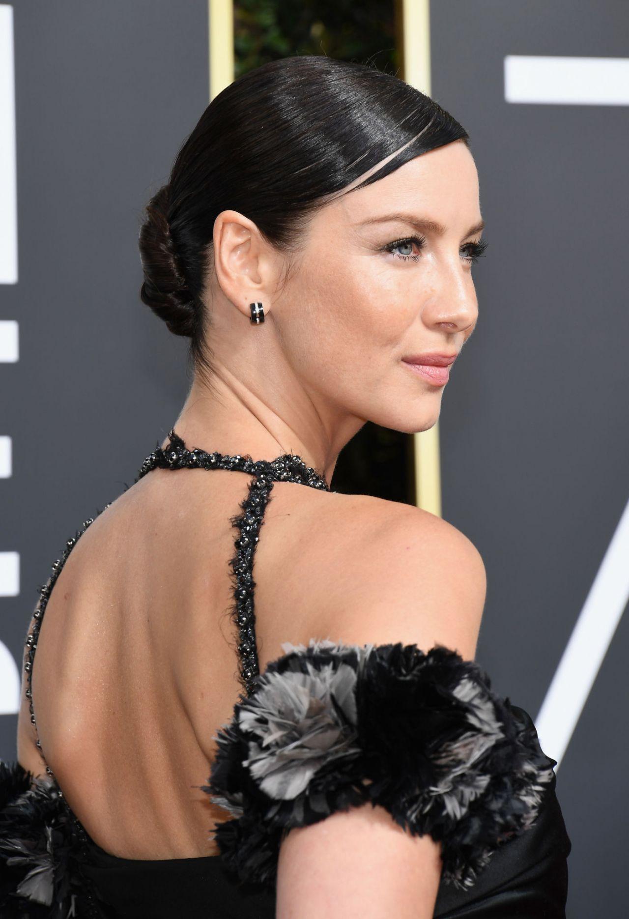 Caitriona Balfe Golden Globe Awards 2018