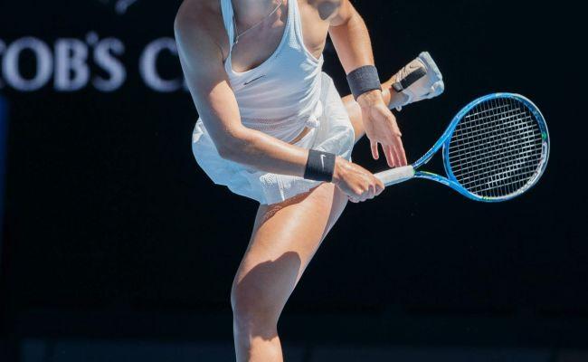 Carina Witthoft Australian Open 2018