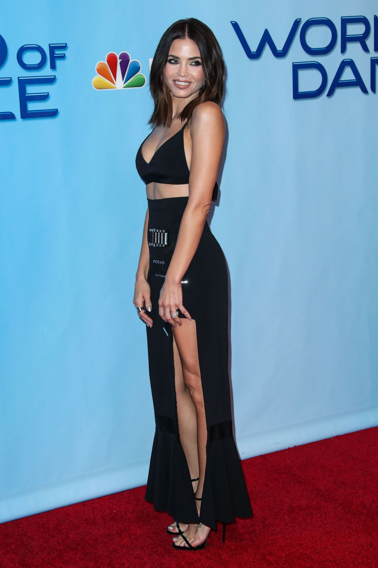 Jenna Dewan Tatum World Of Dance TV Show Premiere In Los