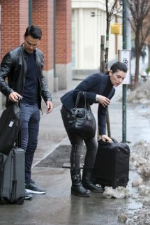 Julianna Margulies And Keith Lieberthal - Leave