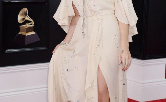 Lana Del Rey 2018 Grammy Awards In New York