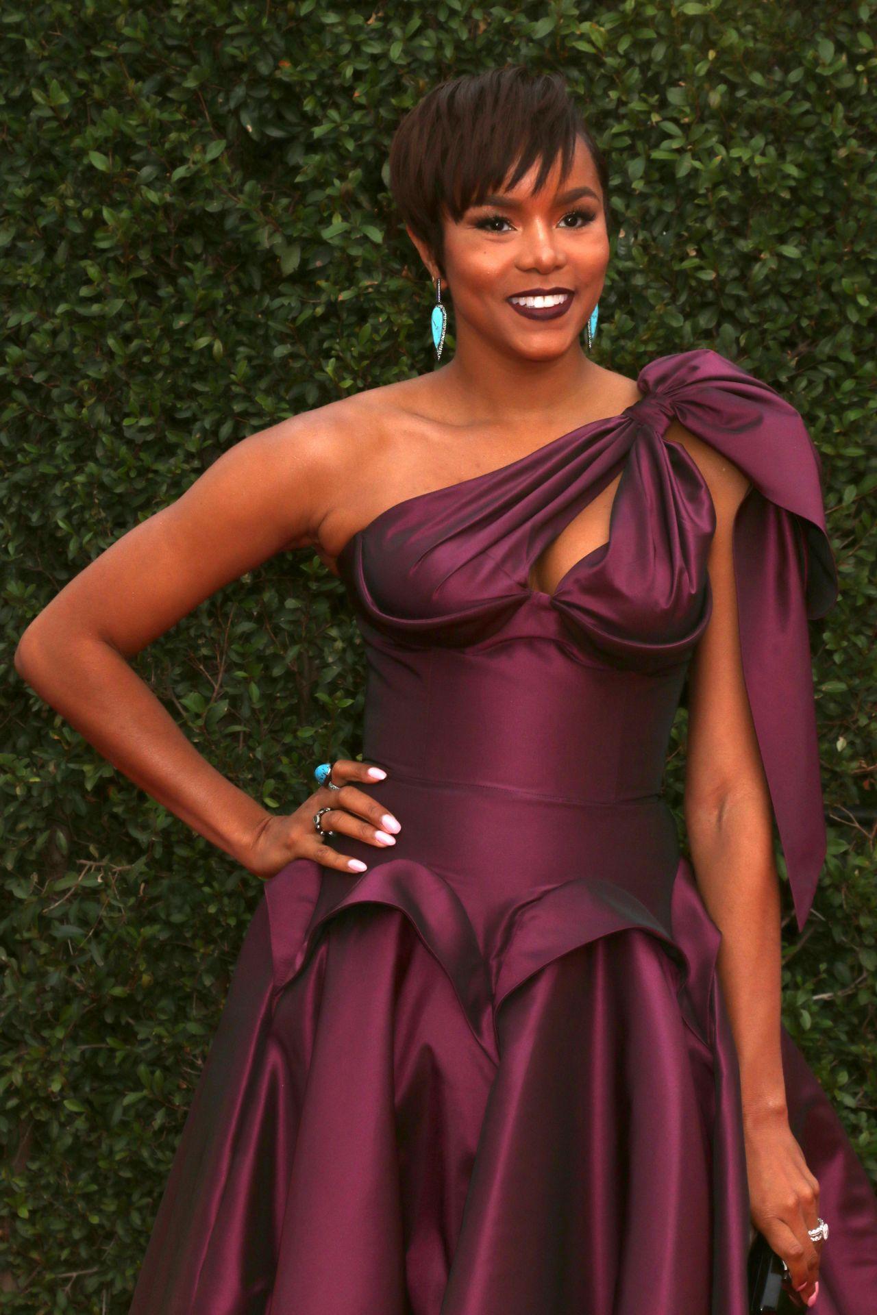 LeToya Luckett 2018 NAACP Image Awards In Pasadena