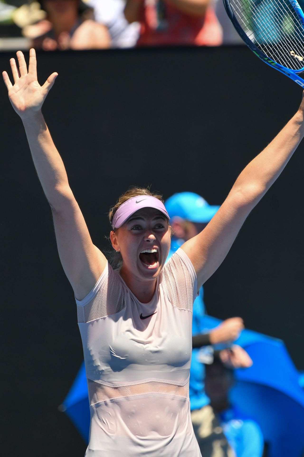 Maria Sharapova  Australian Open 01182018